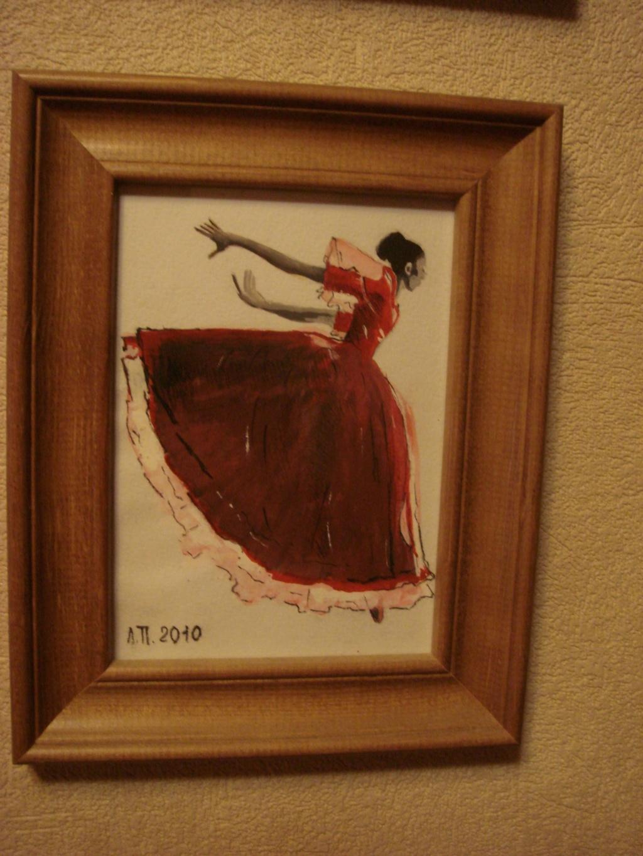 Я рисую, я тебя рисую... Я тебя рисую сидя у окна... 02410