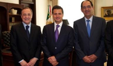 ¿Cuánto mide Enrique Peña Nieto? - Altura - Real height Post_010