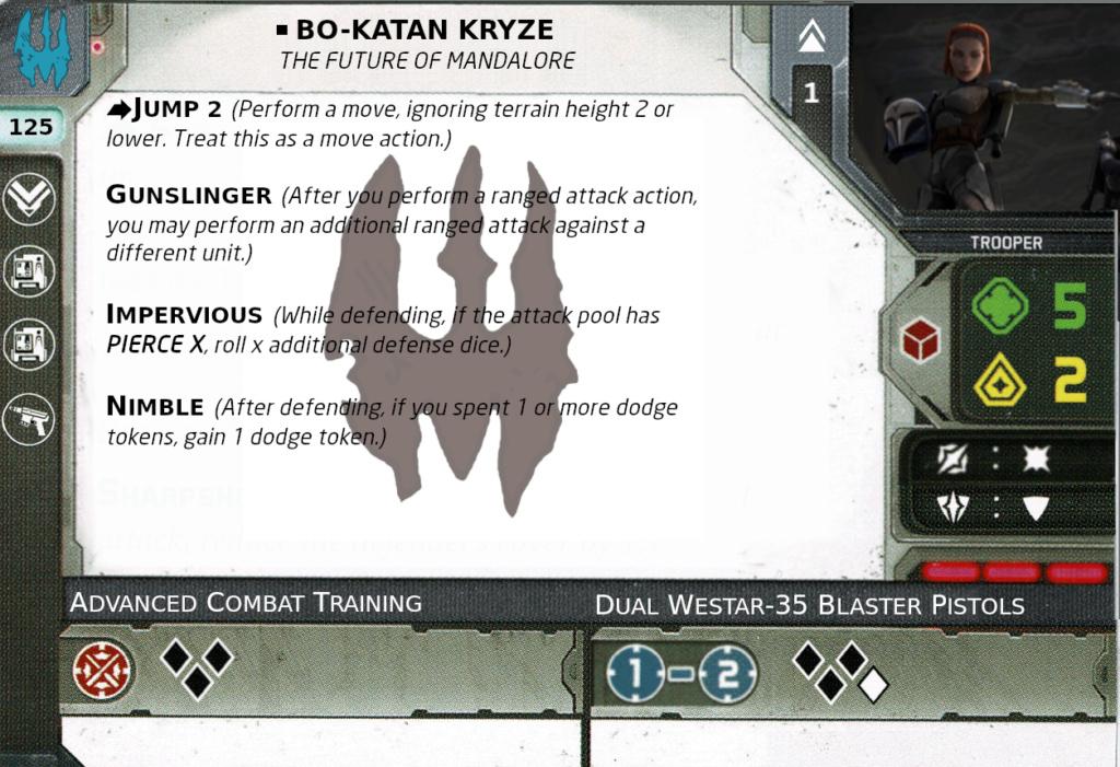 [Legion] Death Watch Custom Cards Bo-kat10
