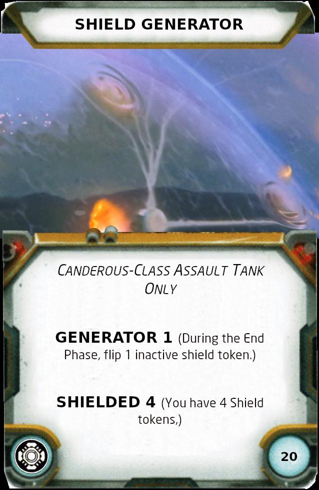 [Legion] Death Watch Custom Cards Cander10