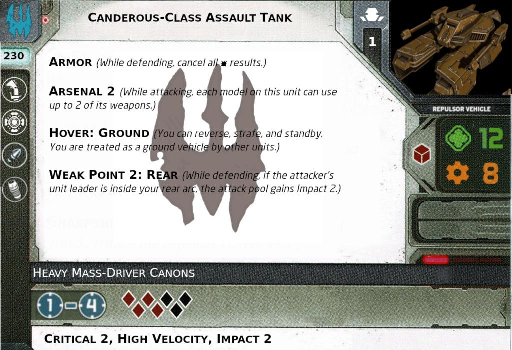 [Legion] Death Watch Custom Cards Cander12
