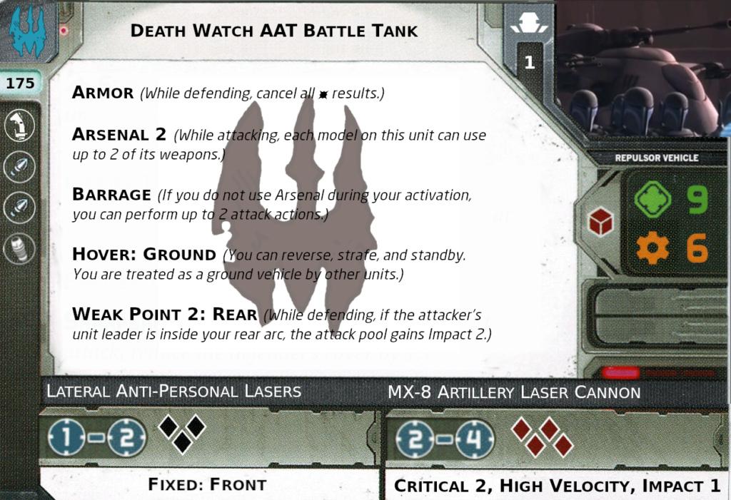 [Legion] Death Watch Custom Cards Deathw12