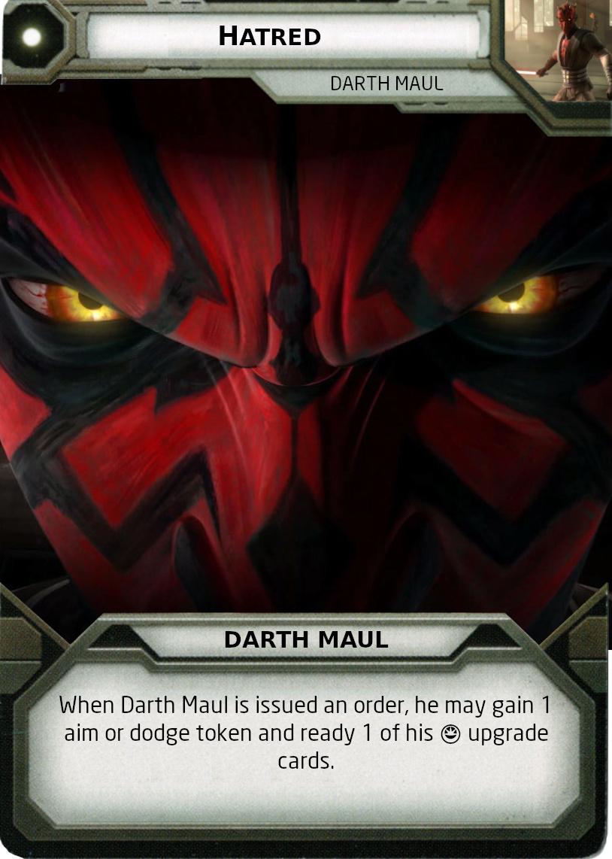 [Legion] Death Watch Custom Cards Hatred10