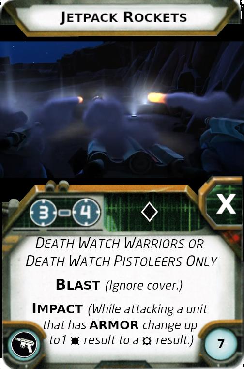 [Legion] Death Watch Custom Cards Warrio10