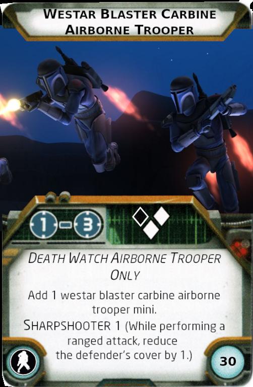 [Legion] Death Watch Custom Cards Westar11