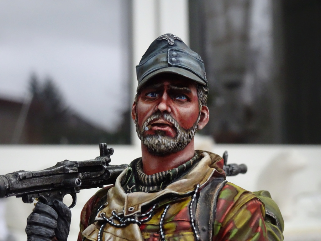 CHASSEUR ALPIN WWII Visage10