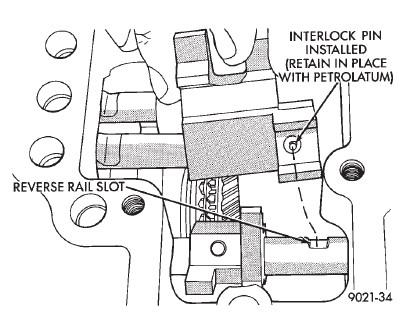 blocage de boite A523 Goupil10