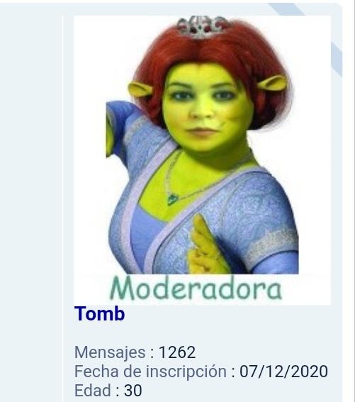 La Moderación está mal. Screen31