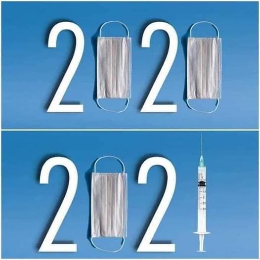Bon réveillon à tous et une bonne année 2021 ! Nouvel10