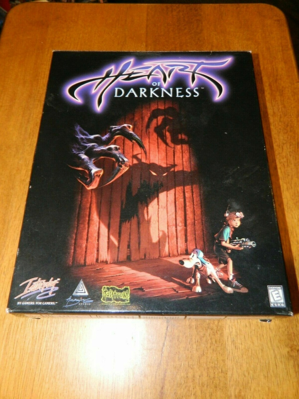 [EST] Flashback Amiga et Heart of Darkness PC S-l16011