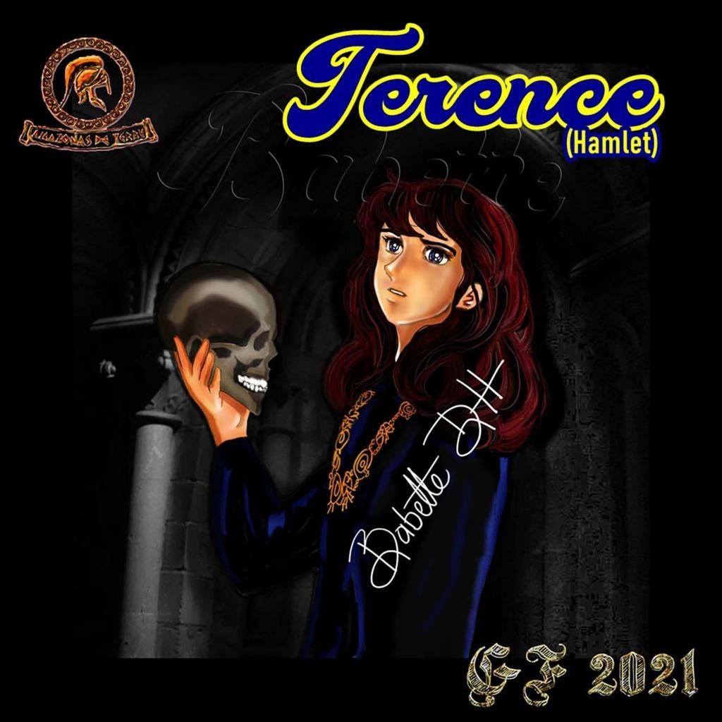 LAS AMAZONAS DE TERRY- FanArt de Terry(Hamlet) de BabetteD´Humbert (HAREMOS ARDER EL COSMOS POR TERRY) Guerra10