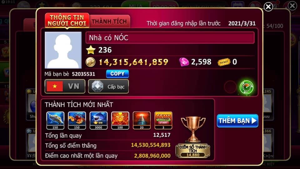 Gửi lời cám mơn hack Golden Hoyeah Slots quá giàu và quá đỉnh 16748210