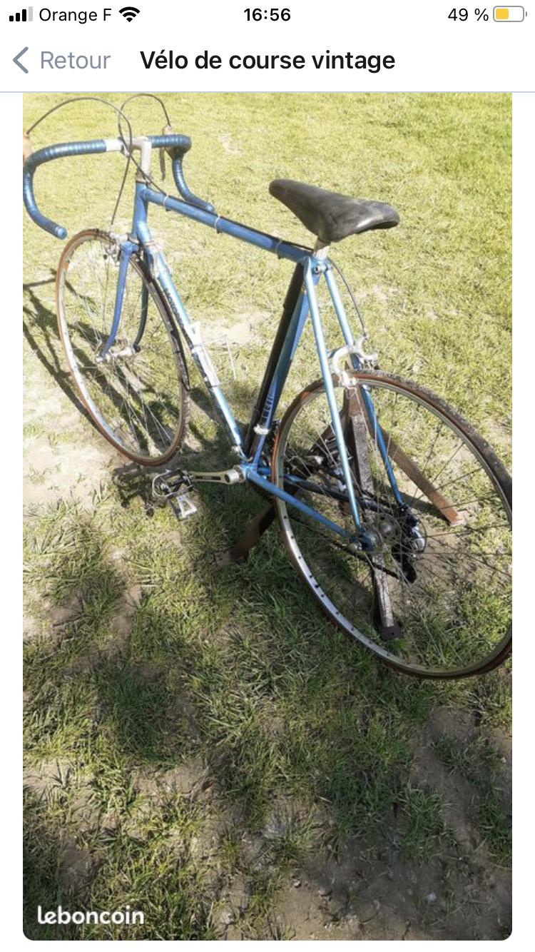 Identification taille vélos svp!! 8c84a210
