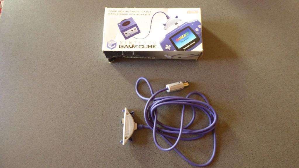 [RECH] câble GC vers GBA officiel complet P1020411
