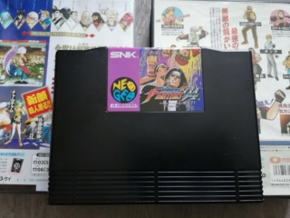 Unboxing de ma Neo Geo AES  Img_2031