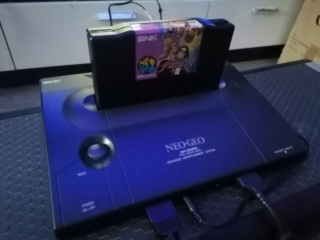 Unboxing de ma Neo Geo AES  Img_2033