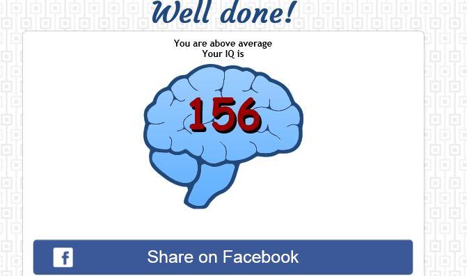 Test de QI Iq10