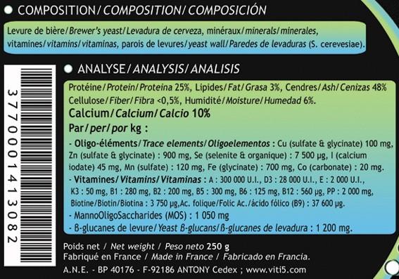 Aides alimentaires nutritionnelles quand ils ne veulent pas manger - Compléments alimentaires - Friandises Vit210