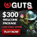 Guts Casino Free Spins 11 december only Guts_c10