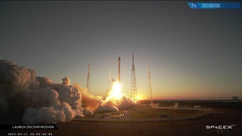 Lancement Falcon-9 / DSCOVR - 11.02.2015 - Page 10 Spacex10