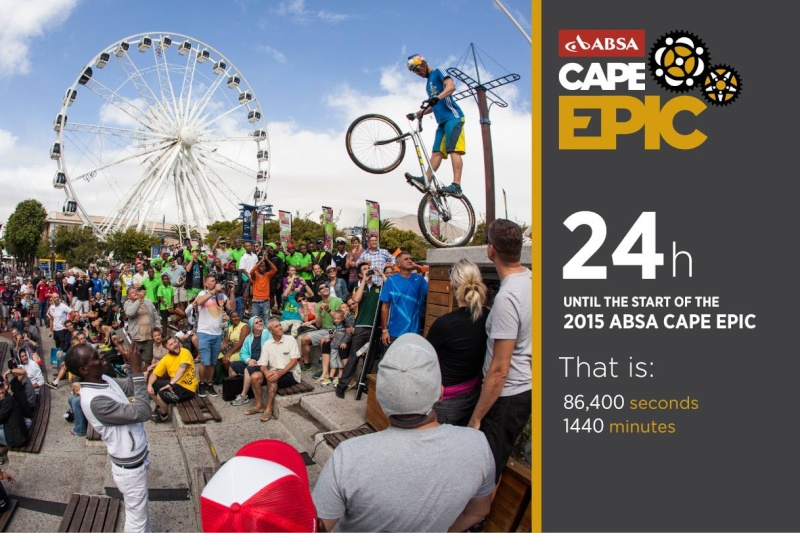 12° Absa Cape Epic (South Africa) - 15-22/05/2015 11009810