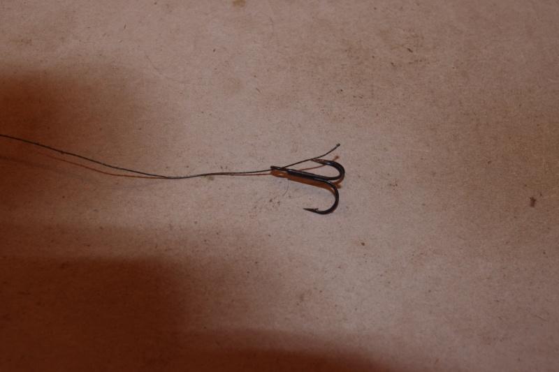 réalisation d'empile réglable avec noeuds sans noeuds 210