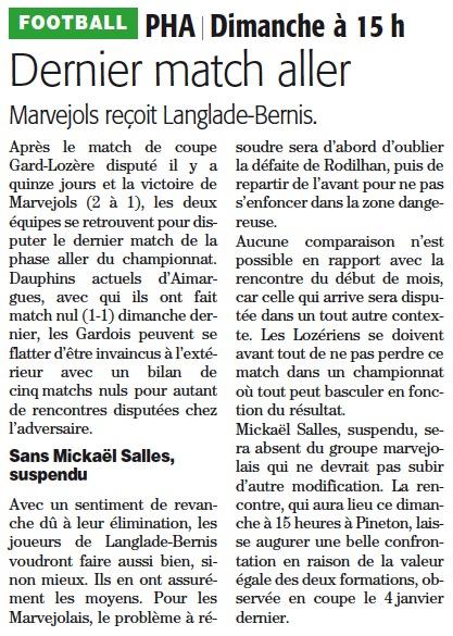 MARVEJOLS / Langlade-Bernis Captur15