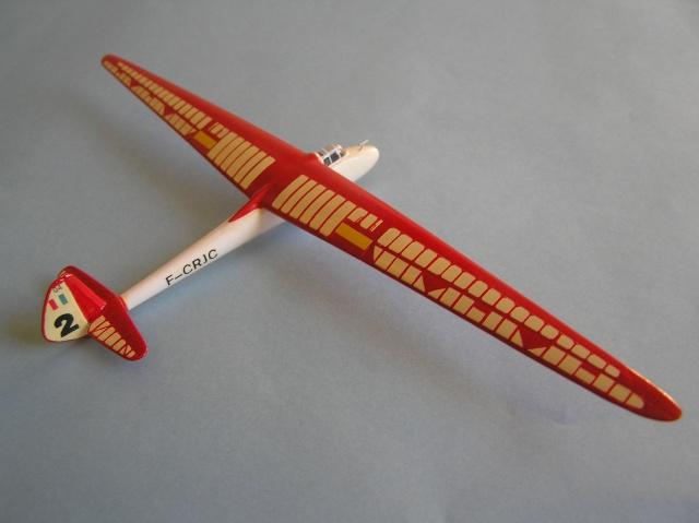 Planeur Weihe, Allemagne, 1938, 1/72, [CMR] P2250012