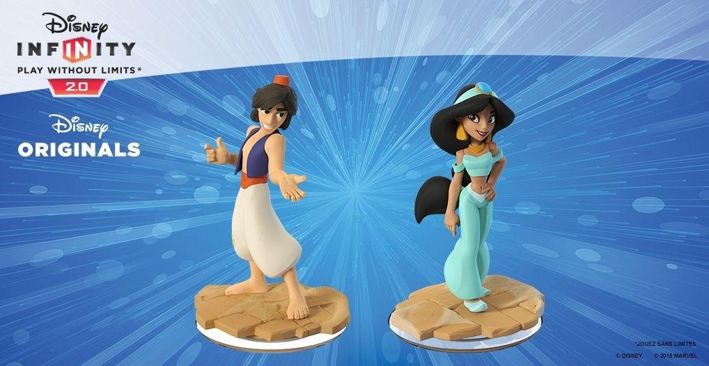 Disney Infinity 2.0 : Jasmine rejoint Aladdin dans la Toy Box ! Captur10