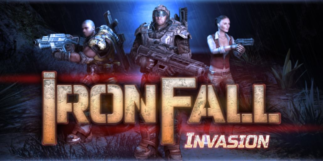 IronFall Invasion sort demain sur 3DS ! Cid_1610