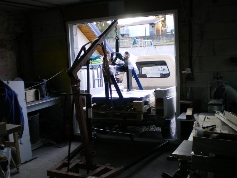 Installation BZT  PFE 500PX nommée désirée... Imgp4213