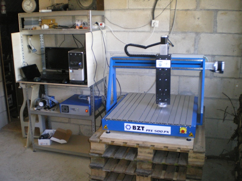 Installation BZT  PFE 500PX nommée désirée... Imgp4220
