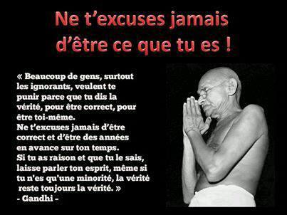 Citation de Gandhi 55460010