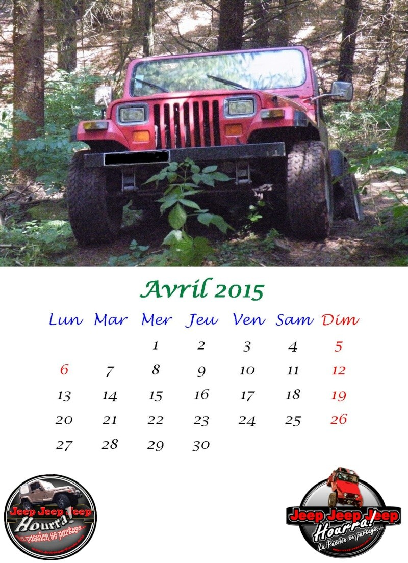calendrier 2015 Avril10