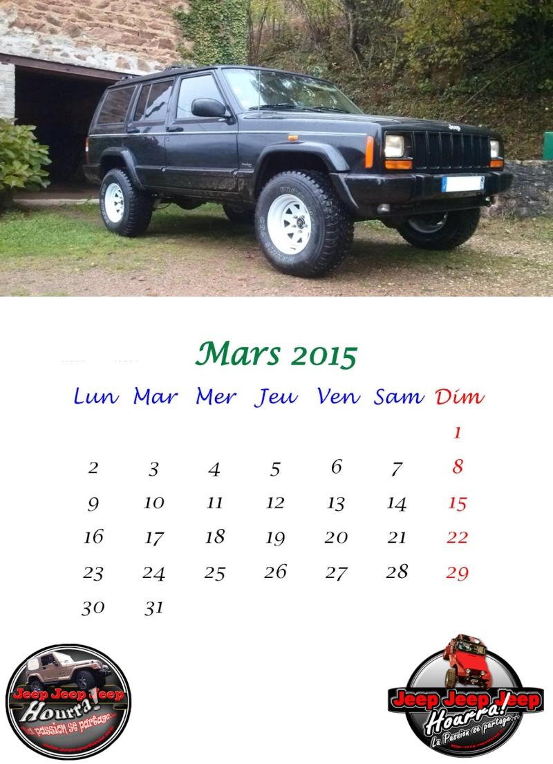 calendrier 2015 Mars10