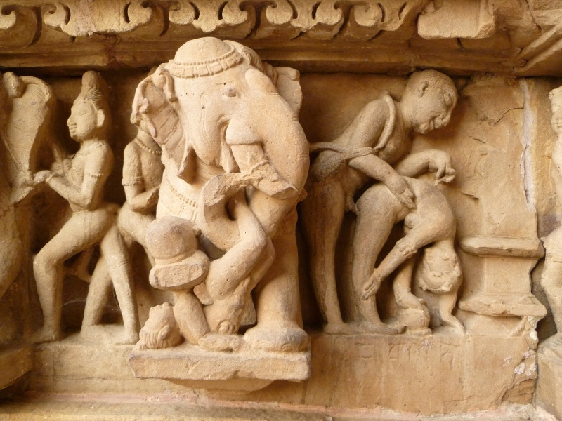 LE TEMPLE DU SOLEIL (ORISSA, INDE) Temple13