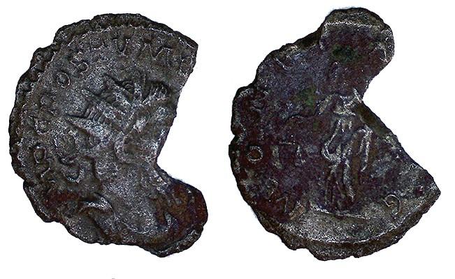 Ma petite collection : 48 monnaies  (Chrisus) - Page 4 Postum10