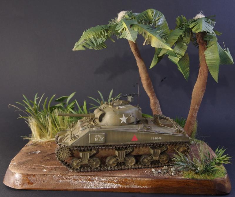 Sherman M4 A4 Cyber Hobby 1/35 Imgp4916