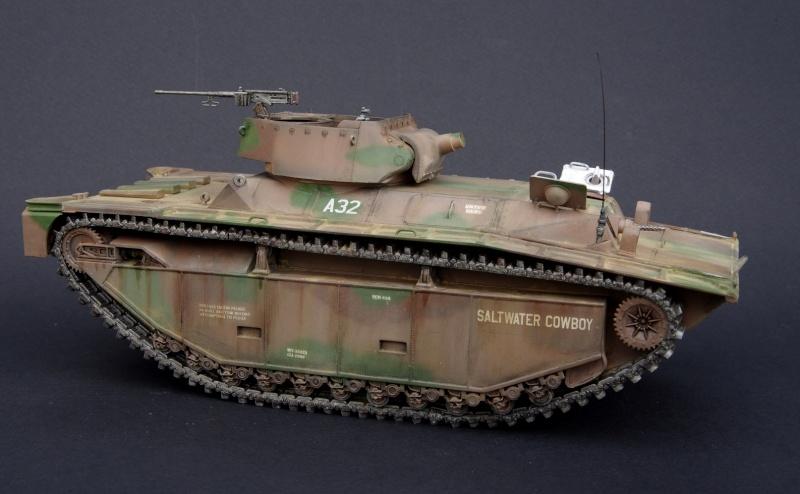 LVT A 4 italeri 1/35 Iwo Jima Imgp4938