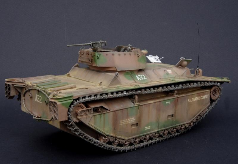 LVT A 4 italeri 1/35 Iwo Jima Imgp4939