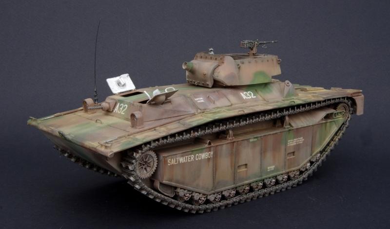 LVT A 4 italeri 1/35 Iwo Jima Imgp4941