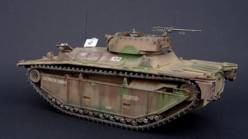 LVT A 4 italeri 1/35 Iwo Jima Imgp4942