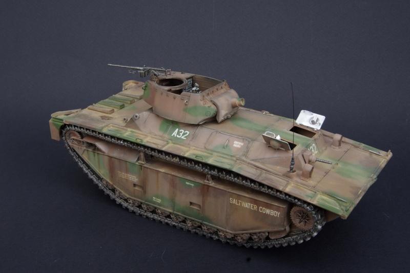 LVT A 4 italeri 1/35 Iwo Jima Imgp4944