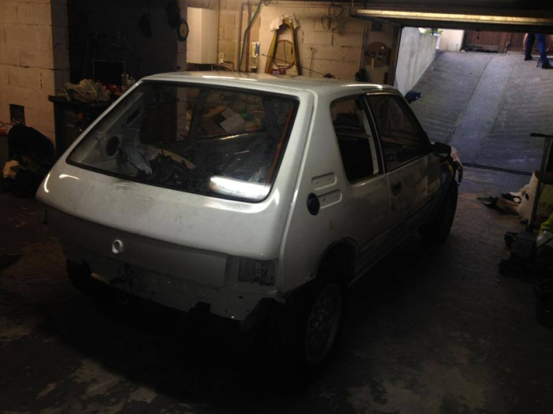 205 gti TCT by CDS preparation  17985110