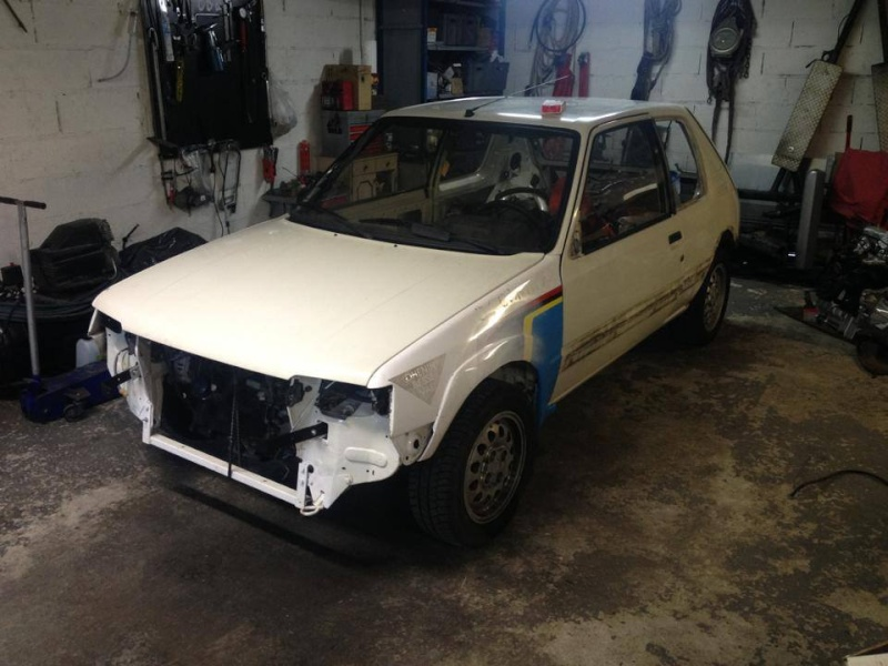205 gti TCT by CDS preparation  19819810