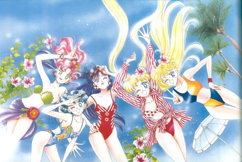 Sailor Moon Group-10