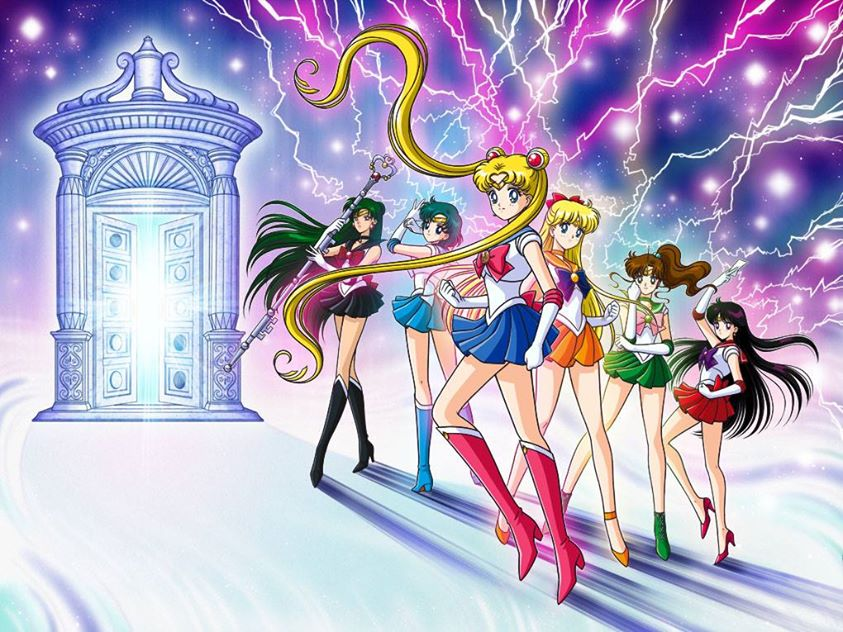 Sailor Moon Sailor11