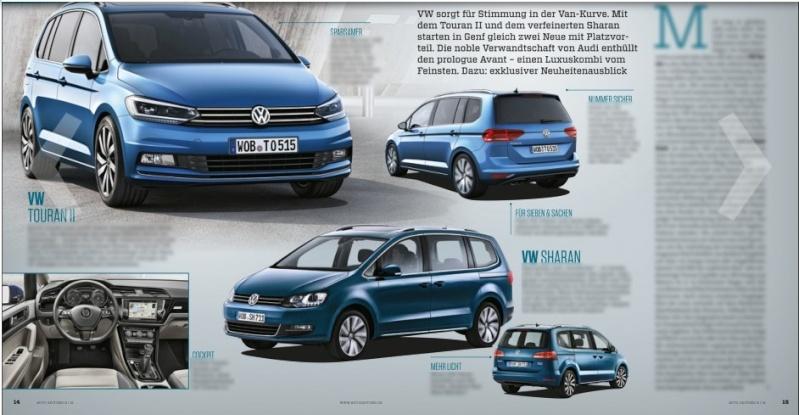 2015 - [Volkswagen] Touran - Page 7 Autoze10