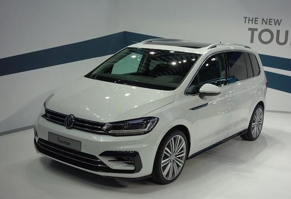 2015 - [Volkswagen] Touran - Page 7 Touran10