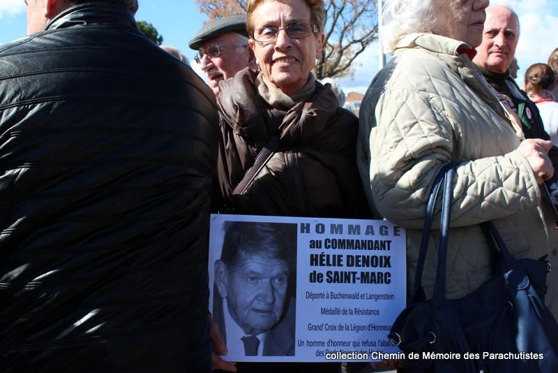 Reportage photo cérémonie inauguration rue commandant de Saint Marc à Béziers 04-img10